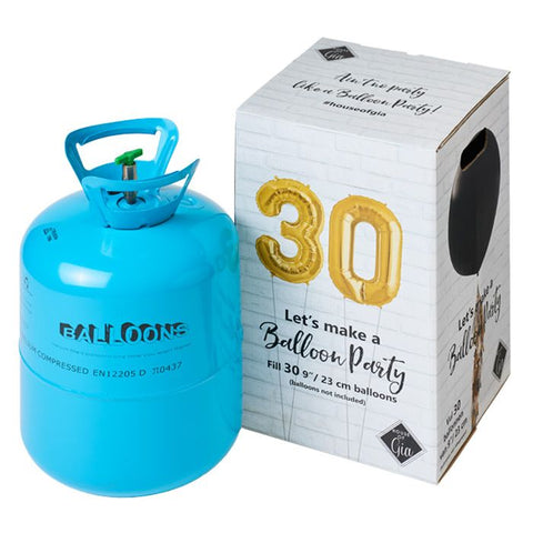 House Of Gia Helium Tank 30