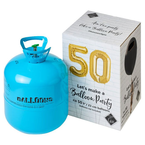 House Of Gia Helium Tank 50