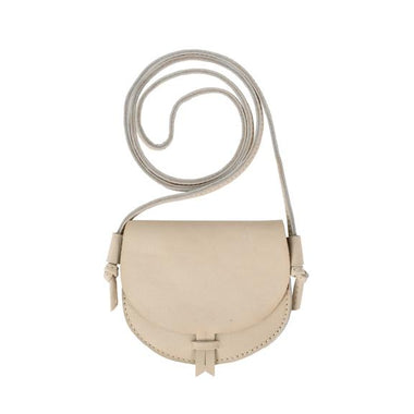 Boumy Hicky Purse Tasje | Cream Leather