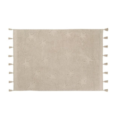 Lorena Canals machinewasbaar tapijt 120x175cm Natural