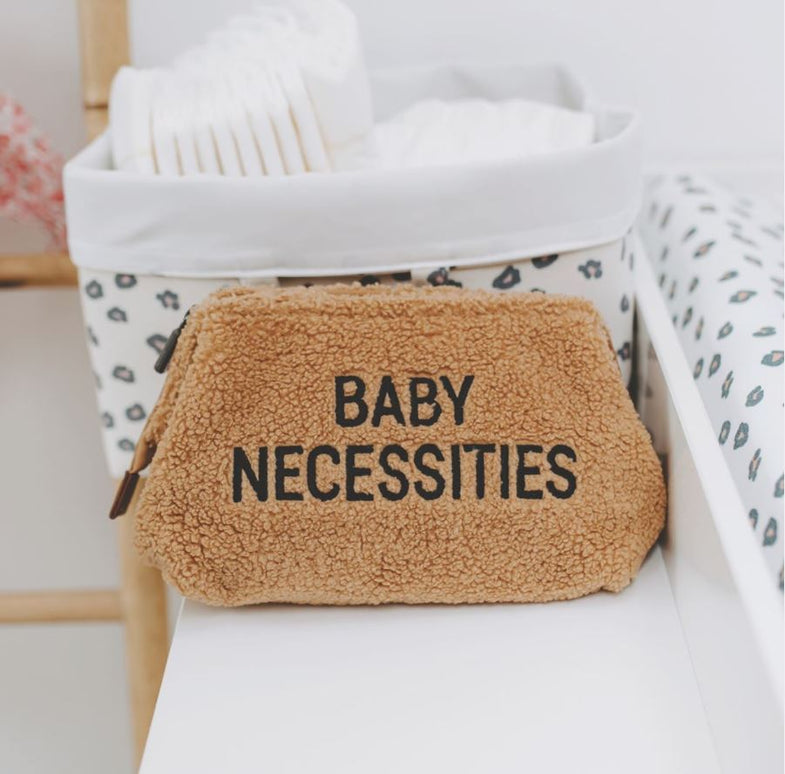 Childwood Toilettas baby necessities | Teddy Beige