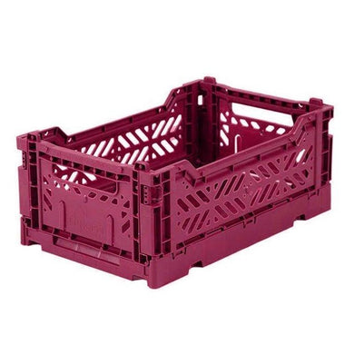Eef Lillemor Folding Crate Mini | Chilli Pepper