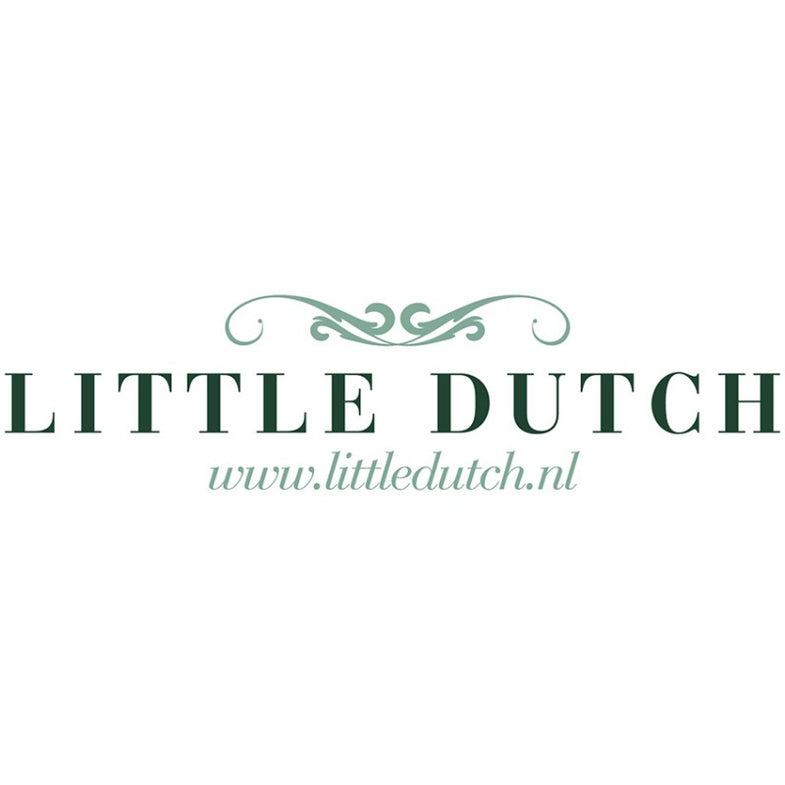 Little Dutch Blokkenkar adventure blue