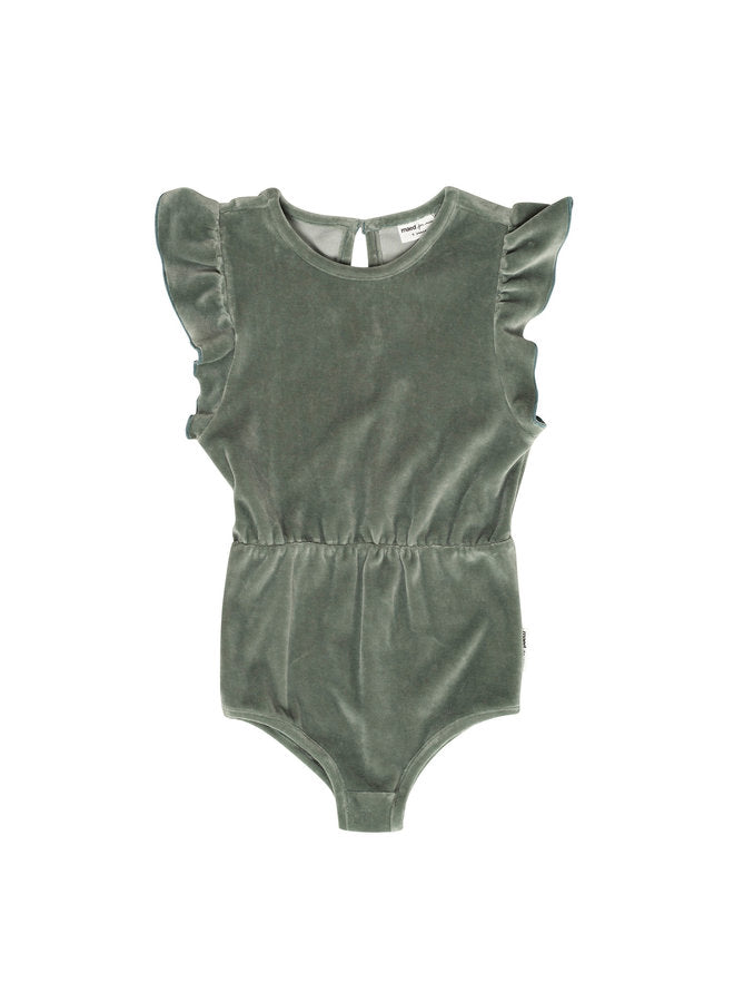 Maed For Mini Bodysuit | Hairy Hummingbird