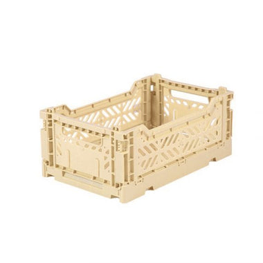 Eef Lillemor Folding Crate Mini | Banana