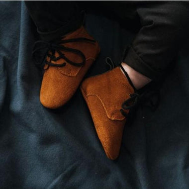 Mockies Classic Boots | Brown/Black