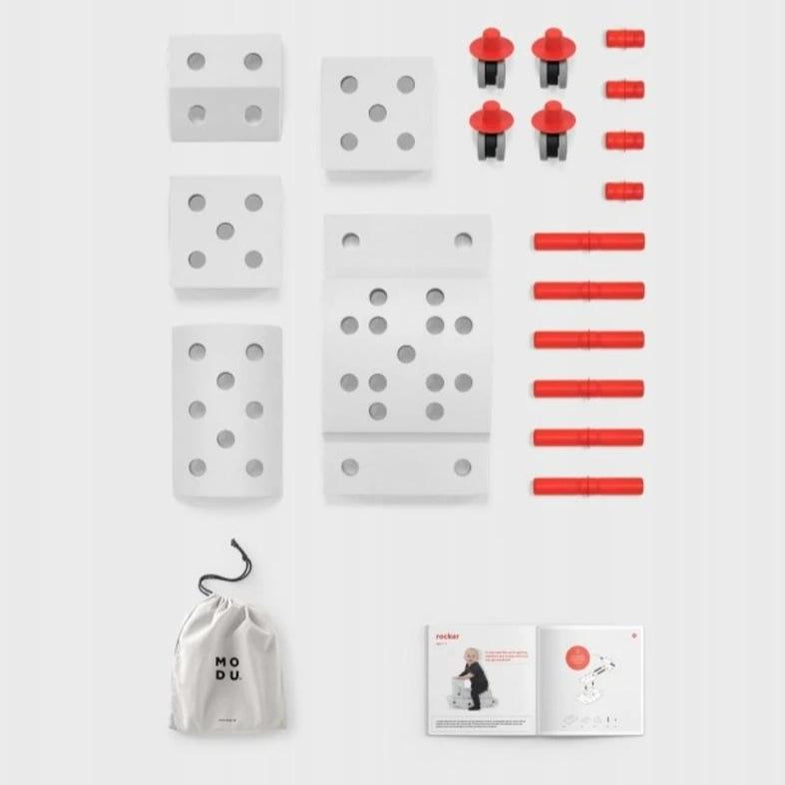 MODU Explorer Kit | Rood