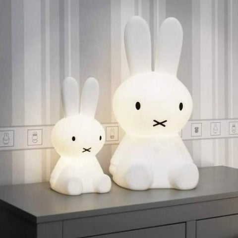Mr Maria Nijntje lamp Miffy XL - DE GELE FLAMINGO - Kids concept store