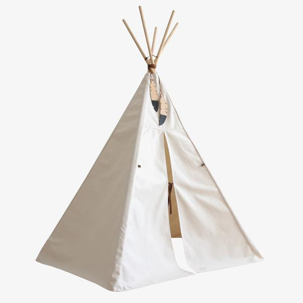 Nobodinoz tipi large Natural - DE GELE FLAMINGO - 2