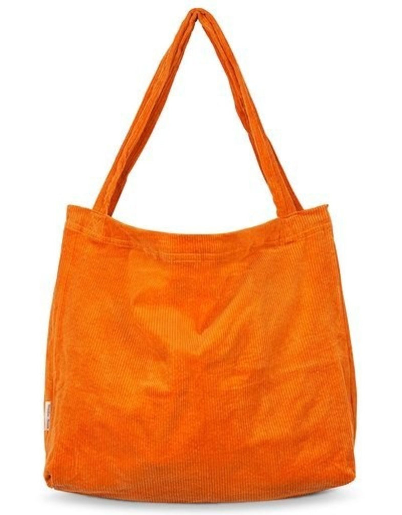 Studio Noos Mom Bag | Orange Rib