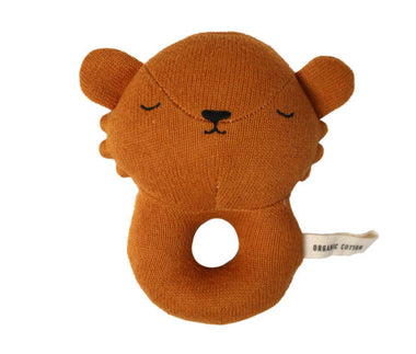 Eef Lillemor Rattle Knitwares | Lion