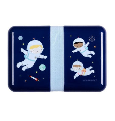 A Little Lovely Company lunch box | Astronaut