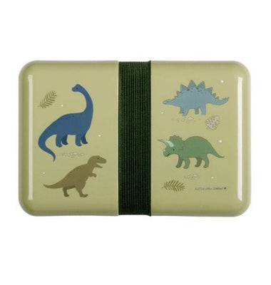 A Little Lovely Company lunch box | Dinosaurs