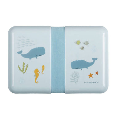 A Little Lovely Company lunch box | Ocean