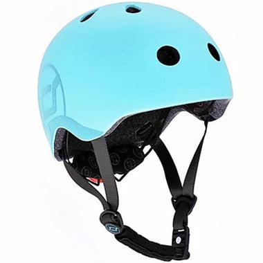 Scoot & Ride Helm SMALL/MEDIUM - Bleuberry