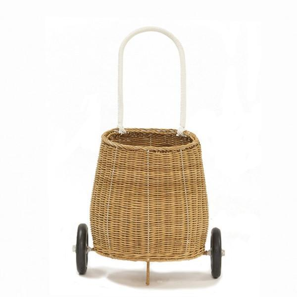 Olli Ella Luggy basket small - Natural