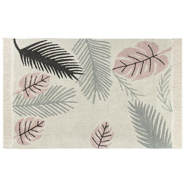 Lorena Canals machinewasbaar tapijt 140x200cm Tropical Pink