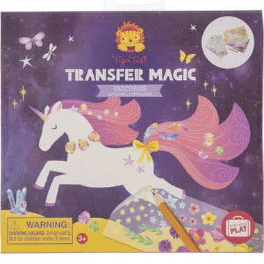 Tiger Tribe meeneem Transfer Magic | Unicorns