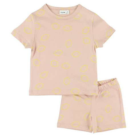 Trixie Pyjama Short | Lemon Squash
