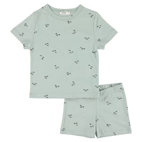 Trixie Pyjama Short | Mountains