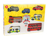 Le Toy Van Set Auto's London