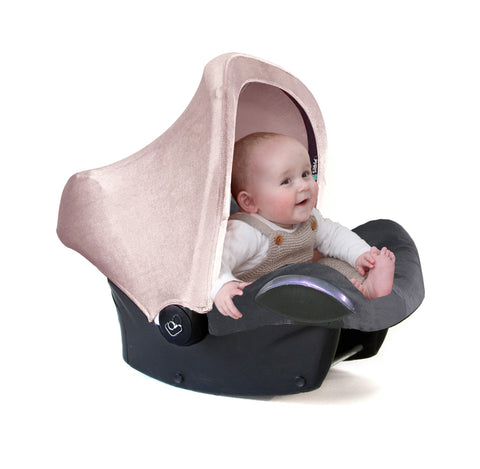 Sibble Kap Maxi Cosi | Velvet Light Pink