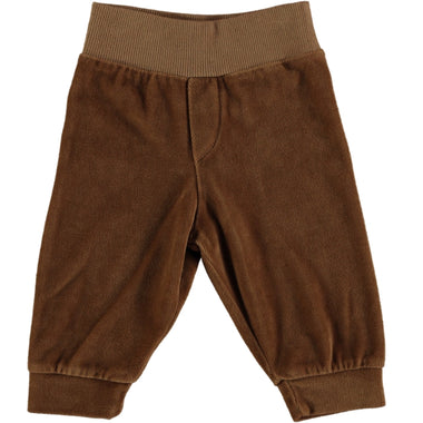 Bean's Fern Velour Pants | Caramel