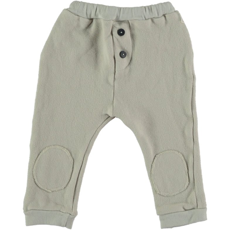 Bean's Oak Fleece Pants | Stone