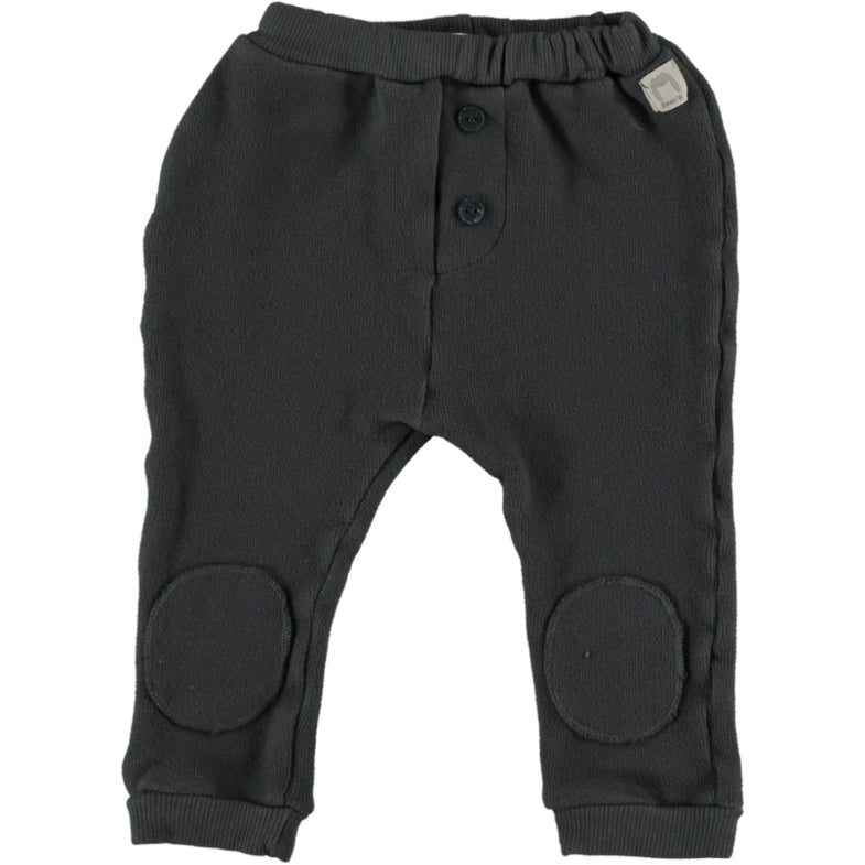 Bean's Oak Fleece Pants | Anthracite