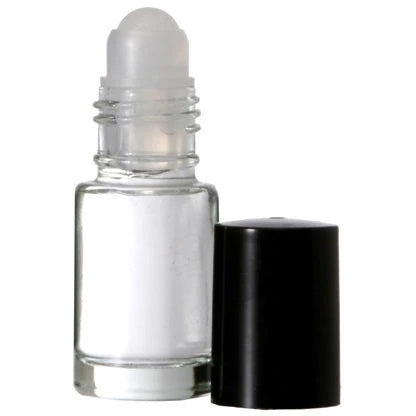 1 DRAM ROLL-ON BOTTLE (12 PCS-WHOLESALE FRAGRANCE OIL BOTTLES)