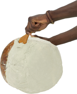 WHITE SHEA BUTTER: IN BULK: UNREFINED RAW AFRICAN SHEA BUTTER