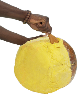 YELLOW SHEA BUTTER: IN BULK: UNREFINED RAW AFRICAN SHEA BUTTER