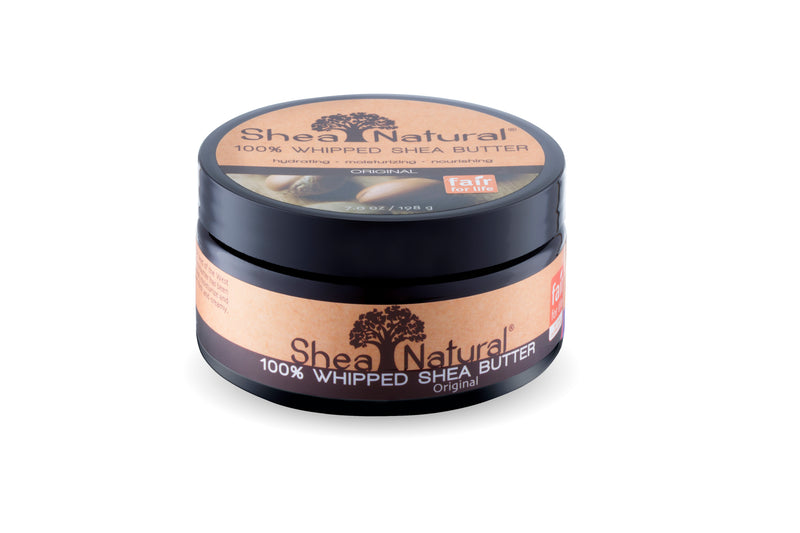 WHIPPED UNREFINED SHEA BUTTER - Original 7 OZ