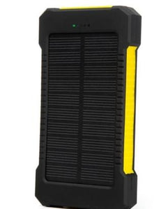 PORTABLE WATERPROOF SOLAR CHARGER