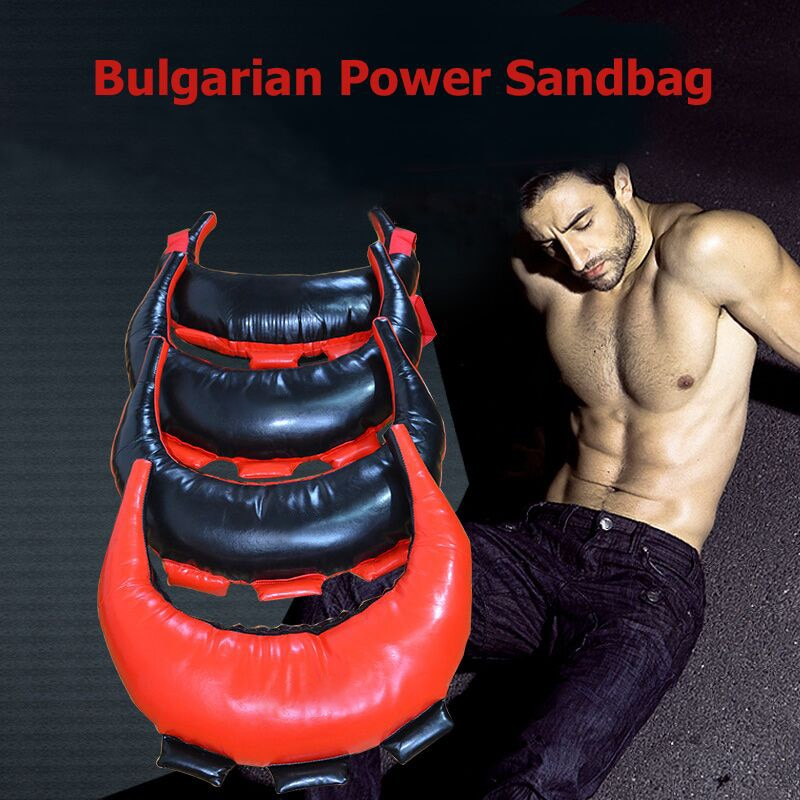 BULGARIAN POWER BAG - PROVIDES A TOTAL BODY WORKOUT