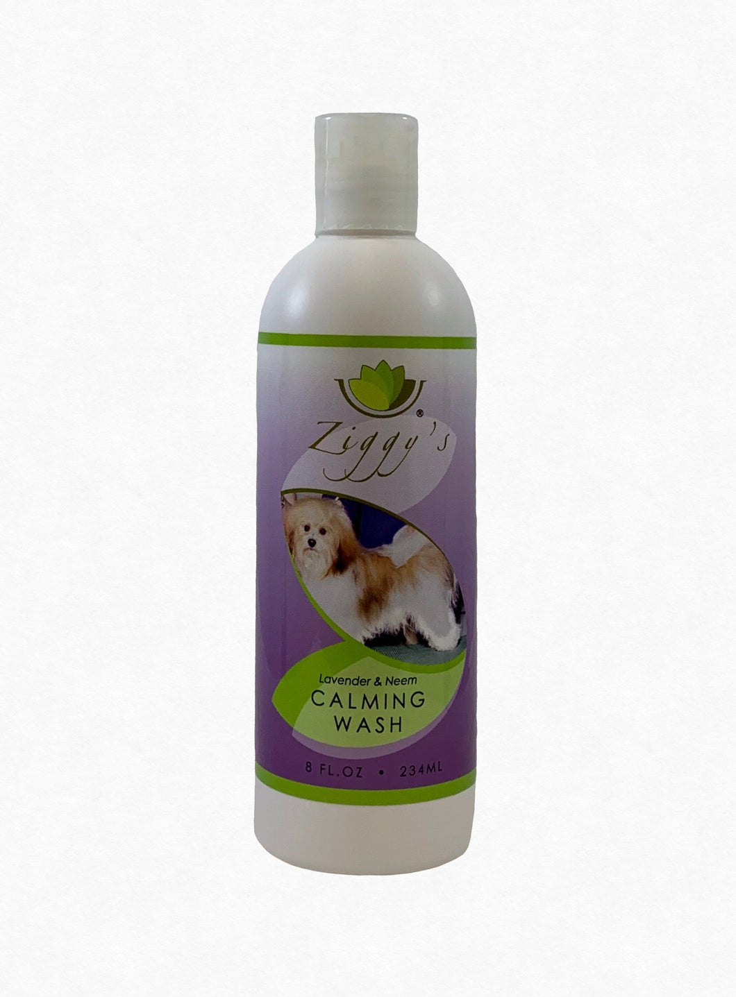 Lavander and Neem Calming Wash Shampoo (Multiple Sizes)