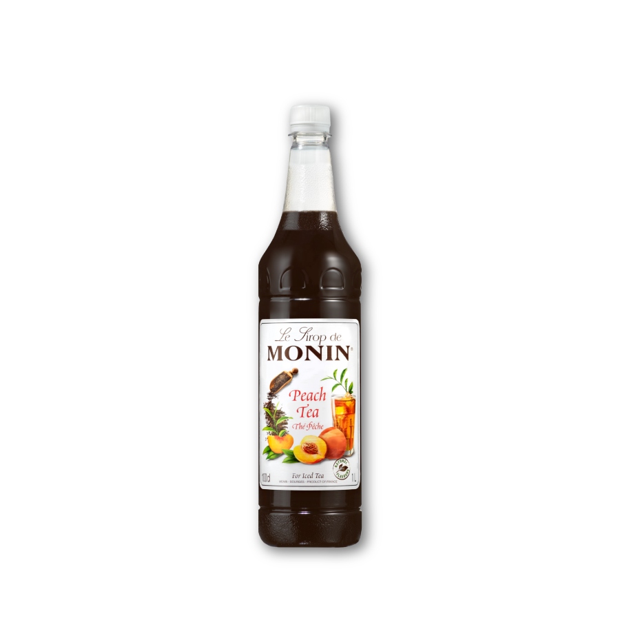 Peach Tea Syrup 1L