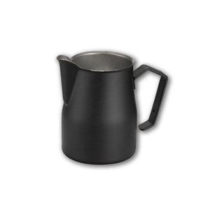 Motta 50cl Matte Black Milk Jug