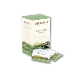 Birchall Green Fair Trade Tea - 1 x 25