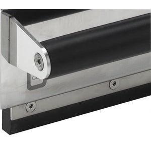 Joe Frex Knockout Drawer Stainless Steel