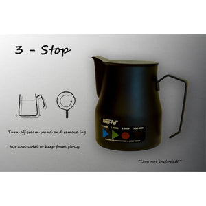 Caffe Vinci Medium jug Temp-Pal