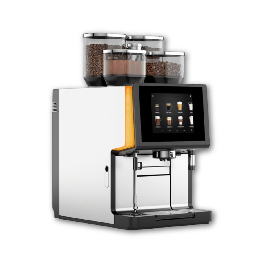 WMF 9000 + S Bean 2 Cup Machine