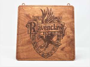 "Harry Potter 1/8"" Ravenclaw Sign"
