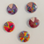 Molke Badges - Set of 5