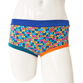 Original Mid Rise Briefs - Patchwork Molke