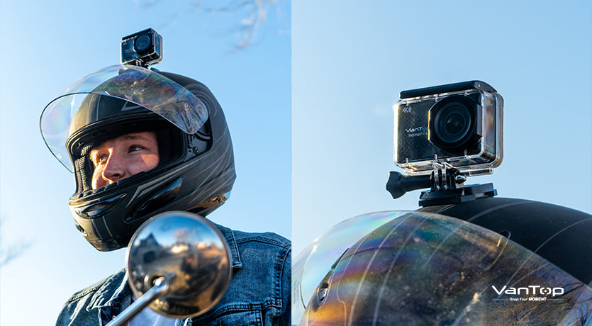 How to Choose the Right Action Camera for Motorcycles?