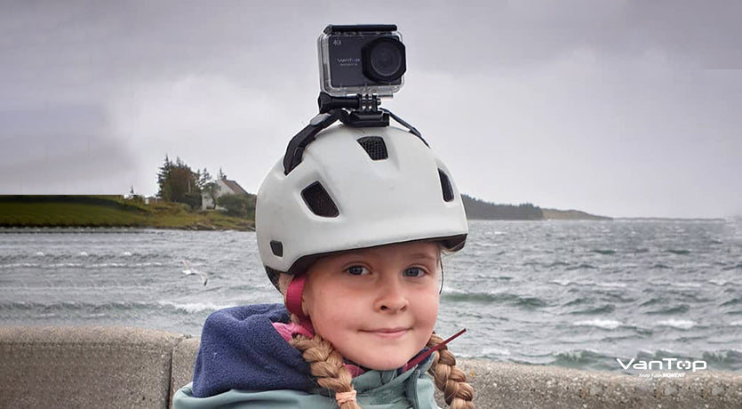 Find The Right Action Camera For Your Kid