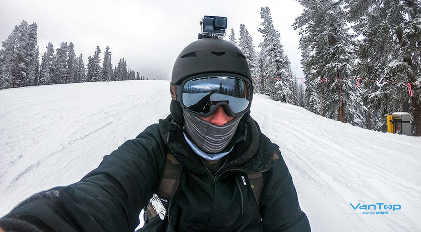 How to Choose Action Cameras for Skiing?