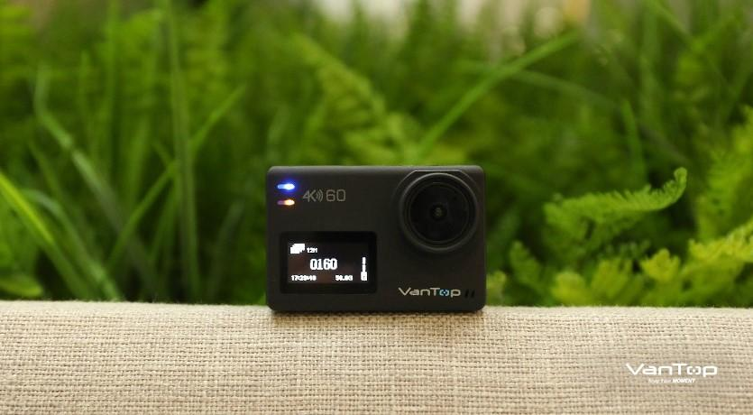 VANTOP MOMENT 6S – THE BEST ACTION CAMERA IN GOPRO ALTERNATIVES