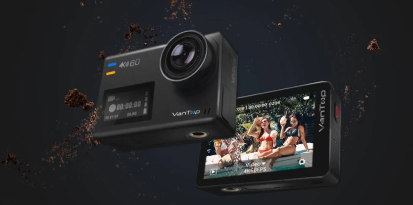 4K ultra action camera